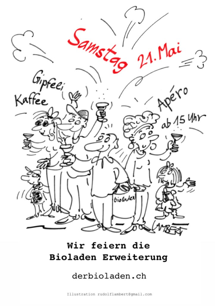 Eröffnungsfest 21.5.16